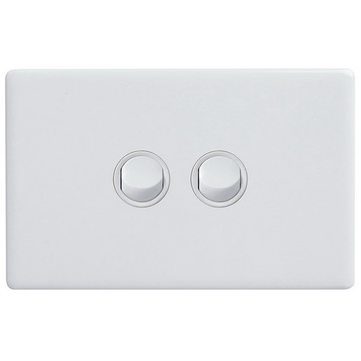 EXCEL E-DED 16A 2G SWITCH HORIZONTAL WHT | Internal Switch