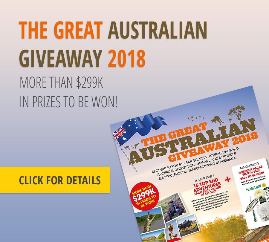 News promotions sherriff great australian giveaway 2018 keyboard keysfo Choice Image
