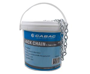 JACK CHAIN IN BUCKET 30MTR