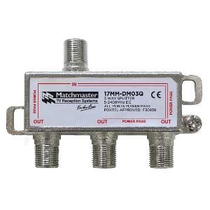 SPLITTER 3 WAY FOR TDT SYSTEMS