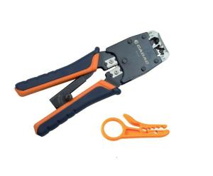 CRIMP TOOL PRECISION FOR RJ12/RJ45