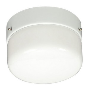FAN LIGHT CLIPPER WHITE