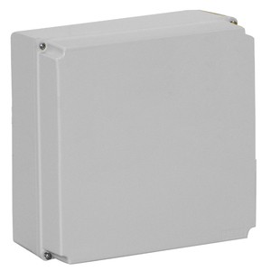 ADAPTABLE BOX ENCLOSURE PJ 110X110X112MM