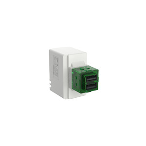 DUAL USB CHARGER 2 X 2.1A MAX PER PORT