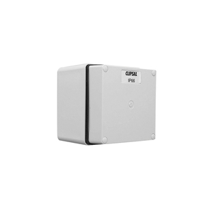 JUNCTION BOX PVC IP66 1G SWA CABLE GREY