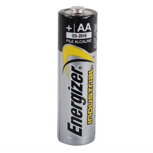 BATTERY ALKALINE 1.5V AA
