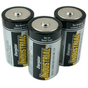 D SIZE EVEREADY BATTERY