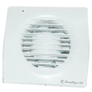 WALL FAN 100MM 1PHASE C/W SHUTTER