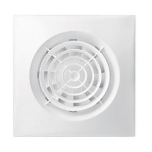 SILENT WALL MOUNTED FAN 100MM STANDARD