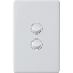 EXCEL E-DED 16A 2G SWITCH WHITE