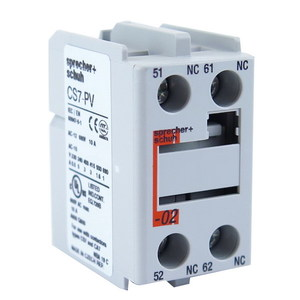 AUXILIARY CONTACT 1N/O-1N/C TOP MNT CA7