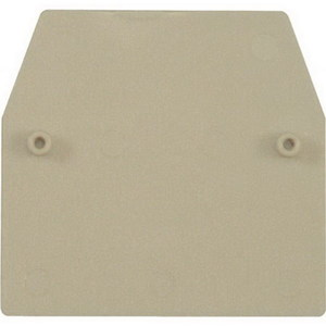 END PLATE GREY FOR V7W3/W4