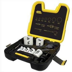 ELECTRICIANS 11PC HOLESAW KIT