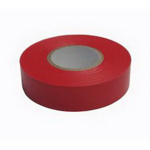 TAPE INSULATION 18MMX20M PVC RED